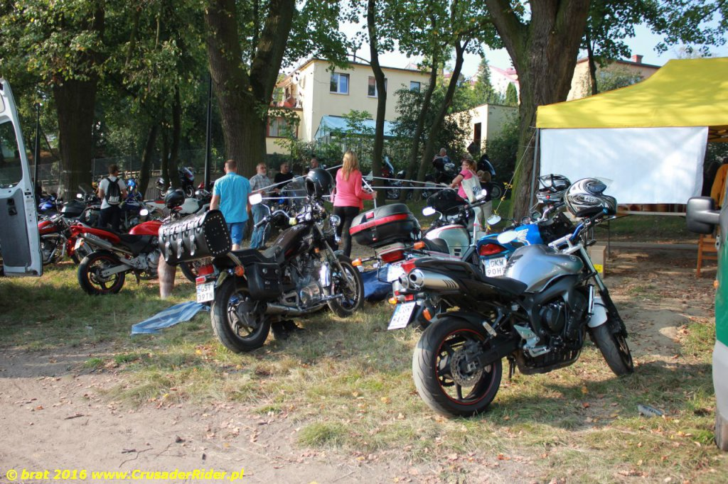 VII Moto Party Crusader Rider Sztum 09-10.09.2016