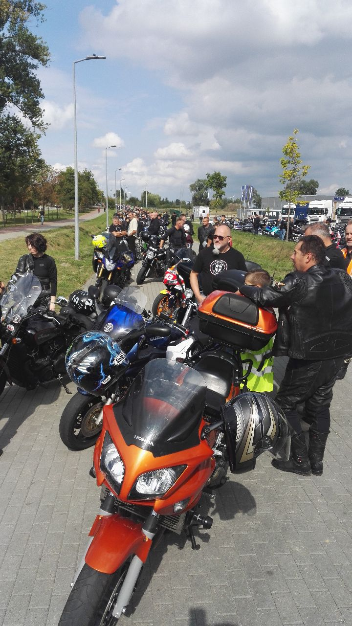 IX Moto Party Crusader Rider - Sztum 08.09.2018